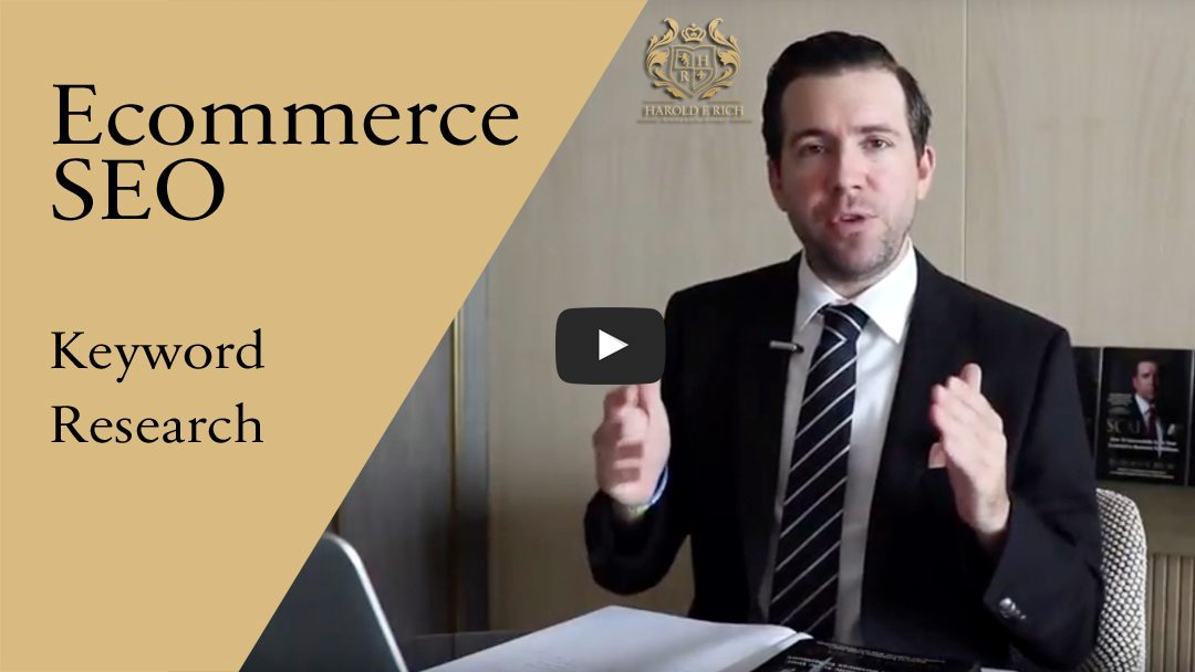 Ecommerce SEO – Keyword Research