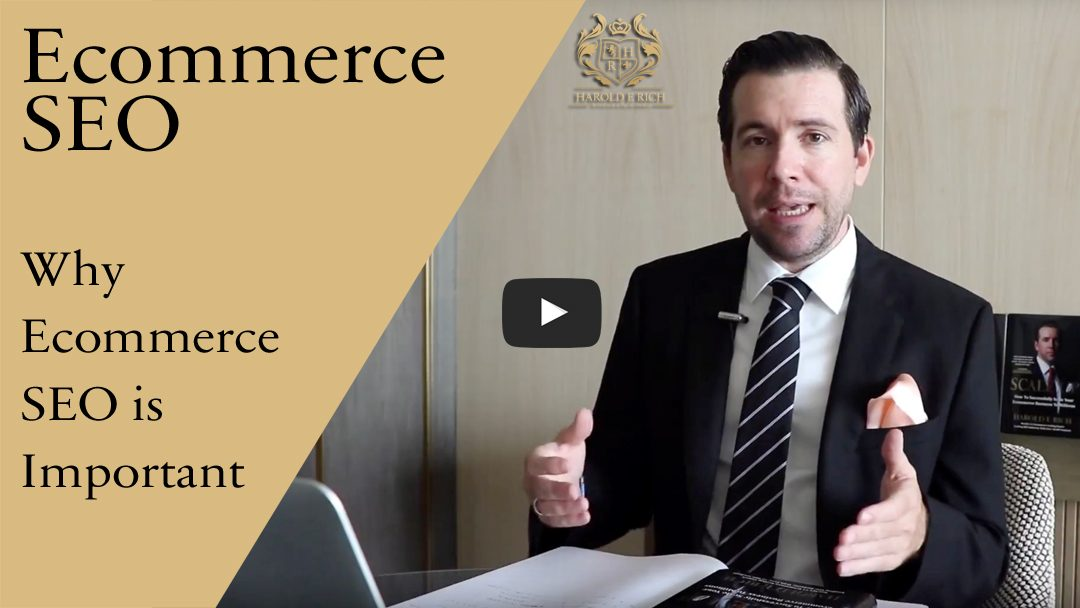 Why eCommerce SEO is so important for your eCommerce business